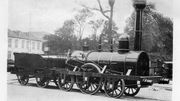 """""""Le Belge"""", la première locomotive à voyageur du pays (1835)"""