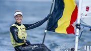 Les Belges à Tokyo #26 – Emma Plasschaert: l'envie de naviguer vers une médaille