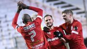 Pro League : L'Antwerp, à 10 pendant 70 minutes, punit Courtrai, bijou à distance de Verstraete