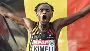 """Isaac Kimeli, médaille d'argent d'une """"course de folie"""""""
