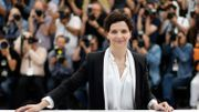 Juliette Binoche, présidente du Grand Jury du 29e Festival du Film de Cabourg