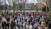 Une manifestation se transforme en fête à Liège : ce genre de rassemblement est-il tolérable ?