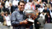 Nadal impérial à Roland Garros mais toujours loin de Djokovic, Goffin 33e
