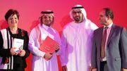 Un romancier saoudien remporte le Prix international de la fiction en arabe