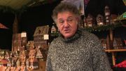 Jacques Bauer, exposant depuis 33 ans