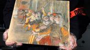 Un tableau de Degas volé en 2009 à Marseille retrouvé près de Paris