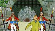 394.000 euros, le prix auquel une planche d'Hergé a été vendue à Paris