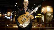 Une guitare des Beatles pourrait être vendue 300.000 dollars à New York