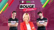Retrouvez Ophélie Fontana le 16juin dans Bouge à Bruxelles!