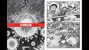 Comics Street: Ségrégation, tome 2 de la série ''Virus''