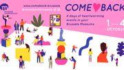 """Les musées bruxellois font leur """"Come Back"""" lors d'un long week-end d'événements culturels"""