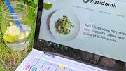 Kazidomi, un nouveau site web pour les intolérants et les vegans!