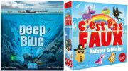 Deux jeux de société pour s'amuser en famille ou entre amis cet été