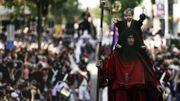 Sortie de six cortèges dimanche lors de la ducasse d'Ath