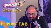 L'humour dans Snooze: Funky Fab a eu un enfant et sa vie a radicalement changé
