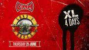 Guns N' Roses au Graspop 2018