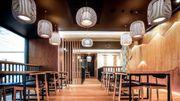 Coup de coeur pour le restaurant japonais Samouraï en plein coeur de Bruxelles