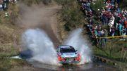 WRC Argentine : 2 spéciales à suivre en direct vidéo exclusif sur la RTBF