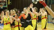 Les Belgian Cats réduites à 15 avant un tournoi en Italie
