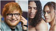 Musique : Ed Sheeran sort un inédit porteur d'espoir, Amel Bent propose un nouveau duo étonnant