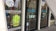 Pratique, la location de vélos électriques (Provélo) à la gare des Guillemins
