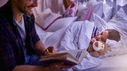 Lire pour votre bébé l'aidera à développer ses capacités d'alphabétisation pendant plusieurs années