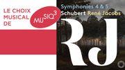 René Jacobs insuffle de la tension dramatique et de la théâtralité aux Symphonies n°4 et 5 de Schubert