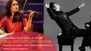 Classique en prime : Soirée concerts de prestiges avec des musiciens de renom