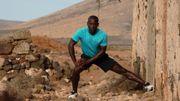Augustin Kivunghe est votre coach sportif depuis Fuerteventura
