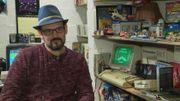 Pierre Martin collectionne les objets cultes de l'histoire des jeux vidéos