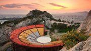 Main Stage: Le Lycabettus Theatre d'Athènes