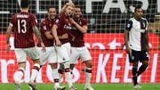 Un AC Milan étourdissant plante 4 buts en 20 minutes et renverse la Juventus