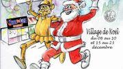Marché de Noël ! Marché des artisans et Viva For Life à Nivelles !