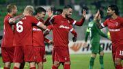 Europa League: Excellent départ de l'Antwerp qui s'impose 1-2 à Ludogorets
