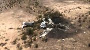 Un avion privé avec 14 personnes à bord s'écrase dans le nord du Mexique