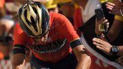 Vincenzo Nibali, victime d'une fracture, quitte le Tour après sa chute dans l'Alpe d'Huez