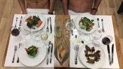 Grande première à Paris: un restaurant naturiste a ouvert ses portes!