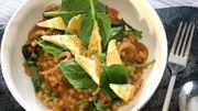 Les saveurs méditerranéennes de Leslie en cuisine : couscous perlé et halloumi grillé