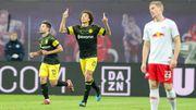 Witsel offre la victoire à Dortmund sur la pelouse de Leipzig