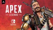 Apex Legends débarque sur Nintendo Switch en mars