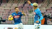 Mertens sauve Naples de la défaite devant la Roma