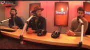 Le trio Arcadian en interview dans le Tip Top !