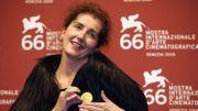 """European Film Awards 2015 - Sylvie Olivé repart avec le prix du décor pour """"Le Tout Nouveau Testament"""""""