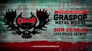 """Le Graspop propose """"la plus grande soirée metal indoor au monde"""""""