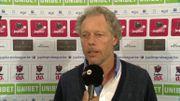 """Preud'homme, ironique, veut """"jouer comme Charleroi à Séville : gagner du temps et casser le rythme"""""""