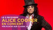Vos places pour Alice Cooper