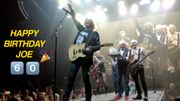 Def Leppard: Joe Elliott a 60 ans