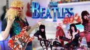 Si les Beatles avaient été un groupe rock des années 80