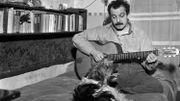 Georges Brassens et sa meute de copains