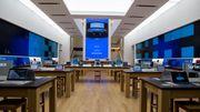 Microsoft va fermer la quasi totalité de ses magasins dans le monde